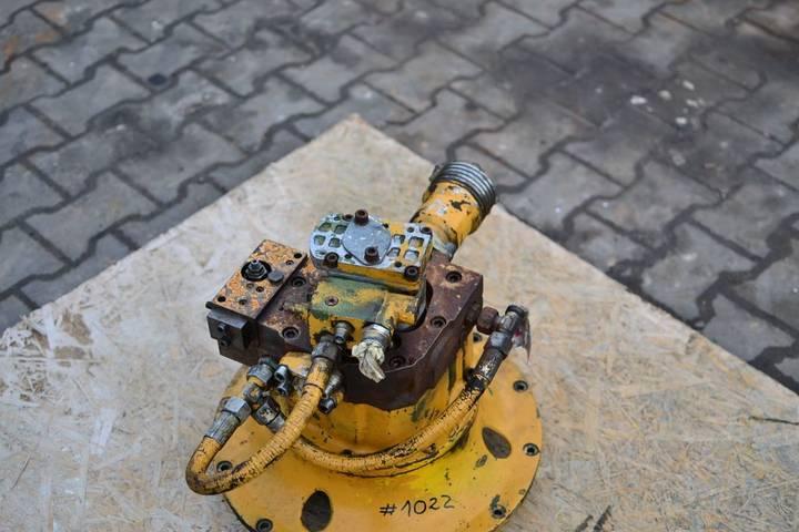Etec Eder hydraulic pump for backhoe loader