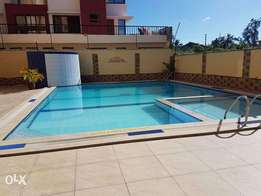 Exclusive 3 Bedroom fully furnished apartment with swimming pool