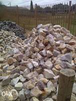 GABION ROCK FOR SALE! Loads of different colors available.