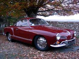 Volkswagen Karmann Ghia wanted