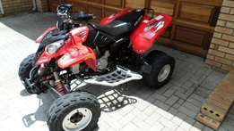 Polaris Predator 500 for bargain
