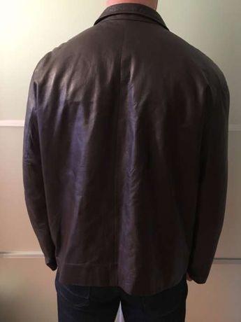 Чоловіча шкіряна куртка кожа весна кожаная куртка шкірянка Львів -  зображення 1 84258418c32a4