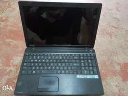 Very neat slim Toshiba laptop, 4gig ram
