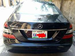 Neatly Used almost Mint 2008 Mercedes Benz S550 Up For Grab