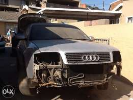 Audi a4 b6/b7/b8 &2001 a6 2.4 v6 stripping for spares