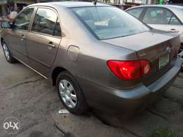 Clean like tokunbo 2004 TOYOTA COROLLA for sale