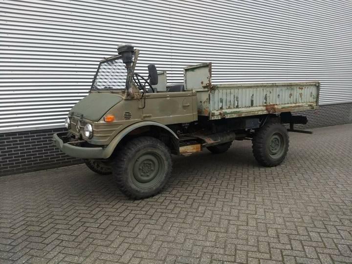 Unimog 413 - 1975