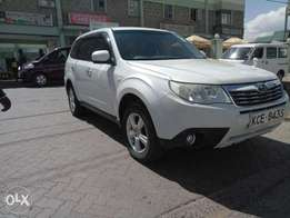 Subaru forester kce asking 1,450,000/-