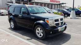 Clean used 2007 dodge Nitro XLT