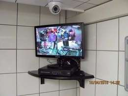 Security Camera Installations and Repairs