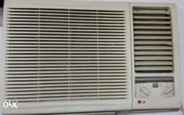 LG AC for sale.