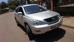 Toyota Harrier very clean