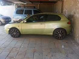 17 inch 5 holes mag rims including tyres