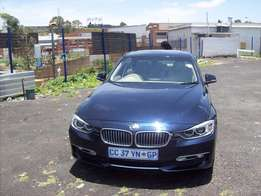 BMW 3.2 2012 Model,5 Doors factory A/C And C/D Player