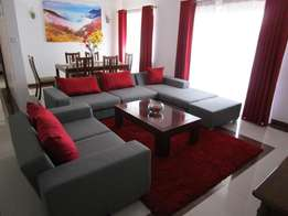 New and Furnished (3 bed plus Sq)