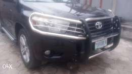 2008 Toyota Highlander sports edition