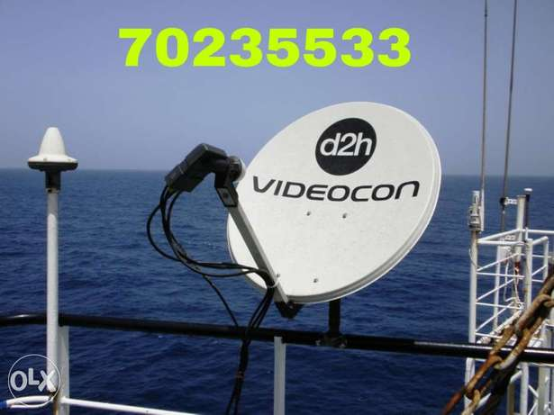 Dish Installation and sales