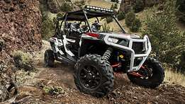 Polaris® Ace® White Lightning