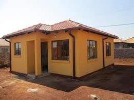 New houses for sale in soshanguve