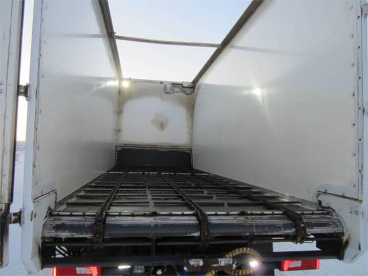 Scania R580 8x2/4 Matec Ketjupurkukori - 2015