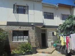 4 bedroom maisonette with one bedroom guest wing for sale in Langata