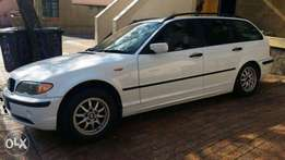 2002 318i BMW touring For sale