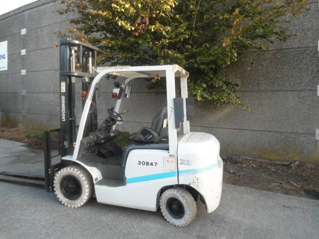 UniCarriers Fd25t4 - 2014