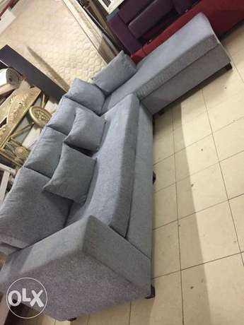 L shape sofa for sale contact WhatsApp direct please