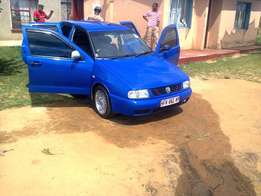 Vw polo classic for R15000