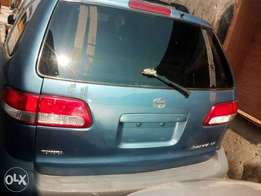 Clean Toyota sienna for sale.