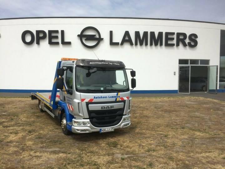 DAF LF 260 FA Euro 6+ Anhänger Techau - 2016