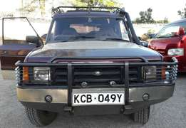 1999 Land Rover Discovery KCB 3000cc Manual Petrol clean
