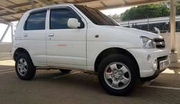 Newly Imported Daihatsu Terios,2009,660ccTurboCharged,Manual,Kshs.700K