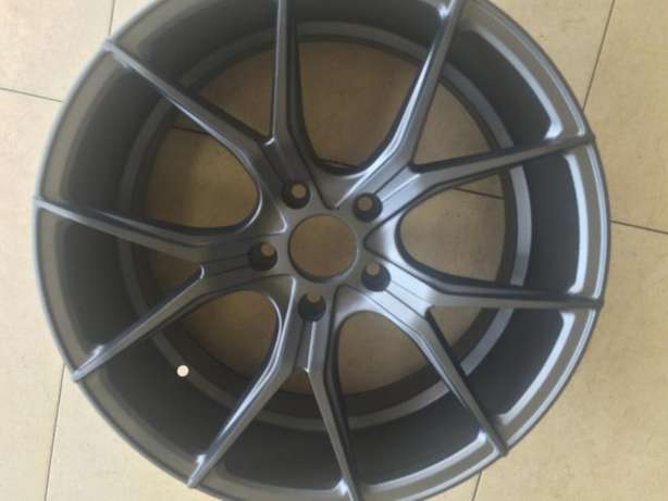 19 inch vorsteiner mags and tyres 5/120 pcd Meadowdale - image 1