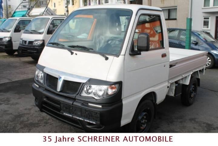 Piaggio Porter ENTRY Pritsche Pickup SOFORT !!!