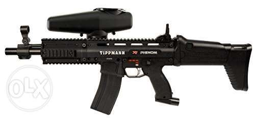 paintball gun tippmann x7 phenom assault + free vest الجابرية -  2