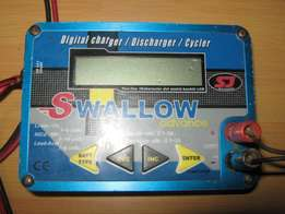 Digital charger/discharger