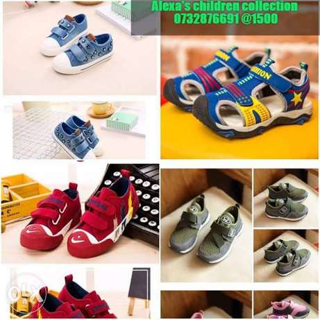 Kids clothes, shoes, other utilities Nyayo - image 5