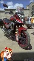 Its good in motorcycle race
