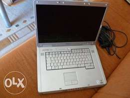Dell XPS M1710 intel core 2 duo 2gb ram 80gb hdd