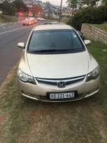 Honda civic auto 2008 I