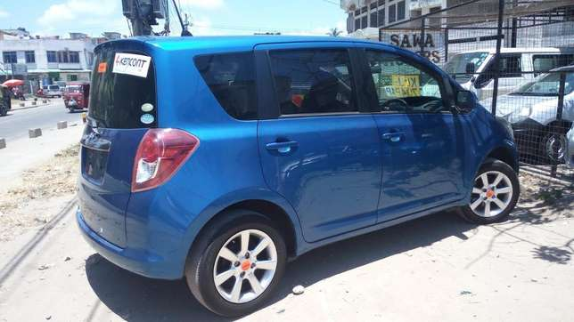 Toyota Ractis, Reg KCJ/P, Full Loaded, Just arrived. Mombasa Island - image 4