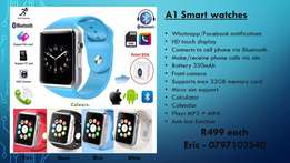 Smart watches A1