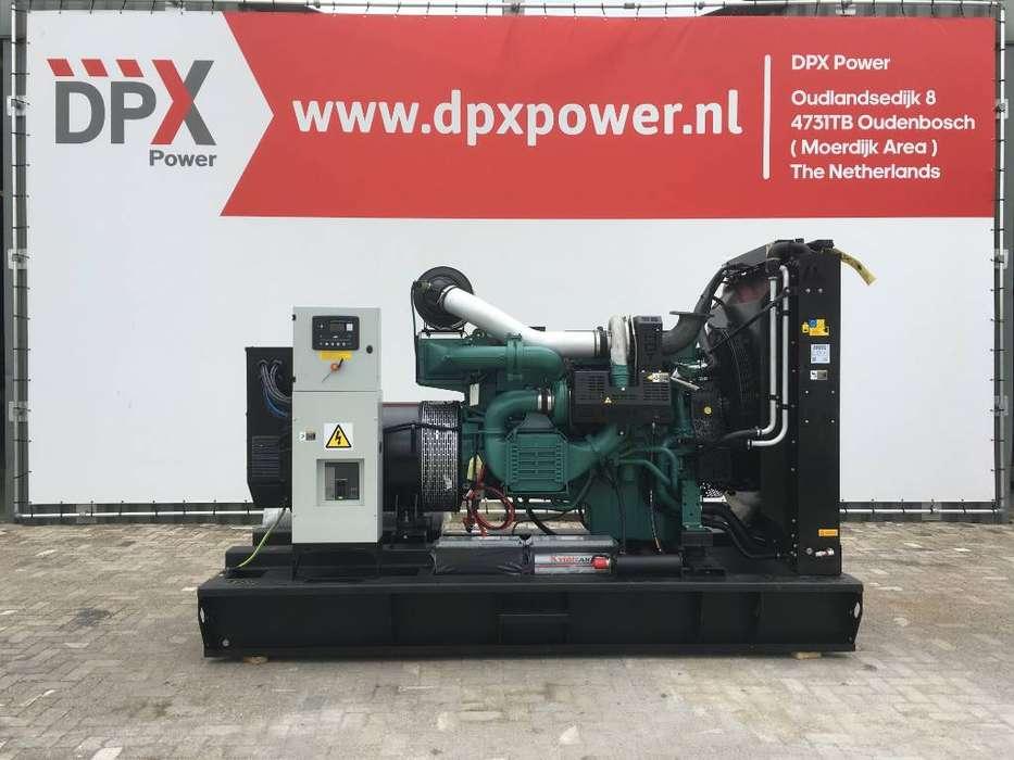 Volvo TWD1643GE - 700 kVA Generator - DPX-15758 - 2019