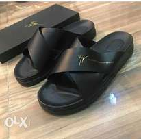 Original zanotti slippers for men