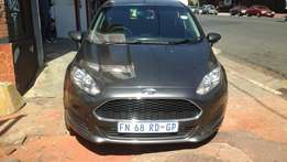 2016 ford fiesta 1.4 ambient for sale at R140000 CASH