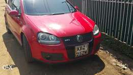 Golf mark v very clean new tyres music system