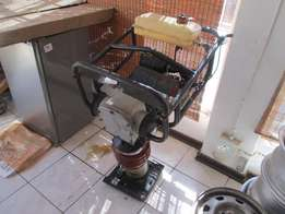 Honda 4 Stroke Engine Tamping Rammer In Good Condition