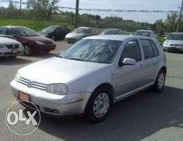 2005 VW Golf 4 Automatic