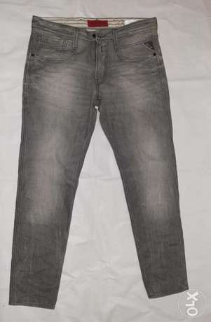 Reply Jeans 33/32 from England. المعادي -  4